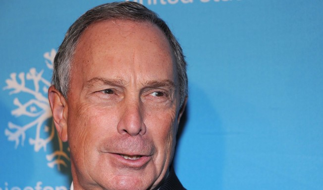 Bloomberg Grilled in Federal Discrimination Suit