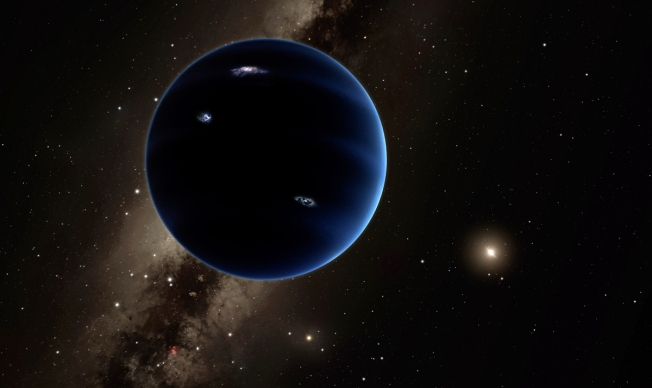 'Solid evidence' for Planet X on edge of our solar system