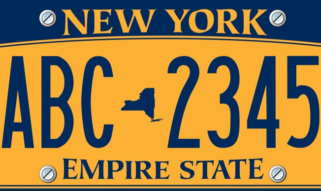 NY's Retro License Plates Are Cool But Pricey