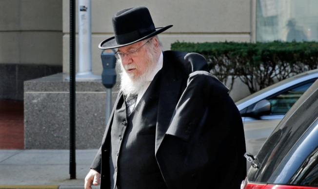 Rabbi Sentenced to 10 Years in Coerced Divorces Case