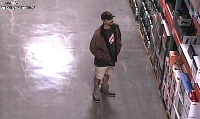 Cops in California: Turn in a Mustachioed Shoplifting Suspect, Win a Mustachioed Glass
