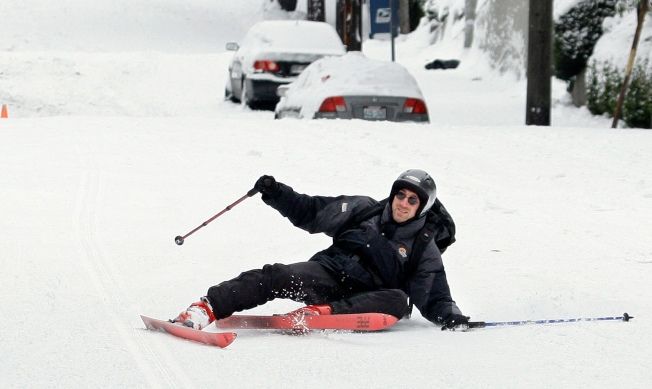 Winter Continues to Wallop Both Coasts