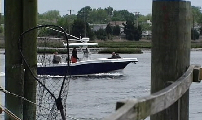 Over 1000 Miles Away, East Coast Fishermen Worry About Oil Spill