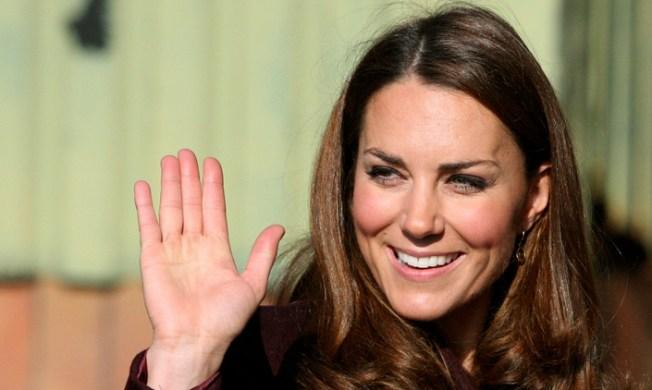 Kate Middleton Attends UK Sports Awards Show
