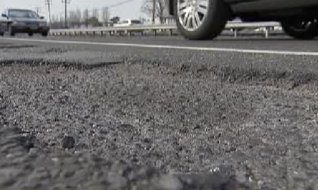Fasten Your Seatbelts: Potholes Are Back