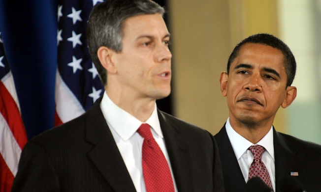 Obama Picks Another Chicago Friend for Education Secretary