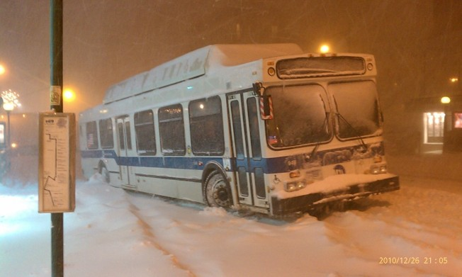 Complete MTA Bus Service Updates