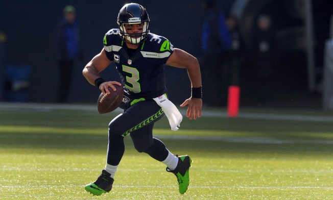 Seahawks' Russell Wilson Has Special Ability to Adjust on the Fly