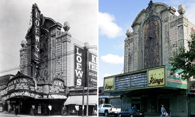 Historic Brooklyn Theater Getting Texas-Sized Make Over