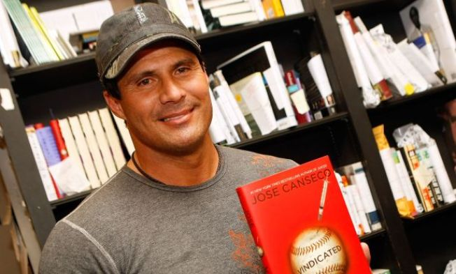Jose Canseco Connects Yet Again