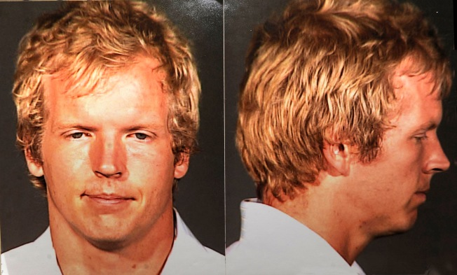 Chris Simms Acquitted in Pot Case