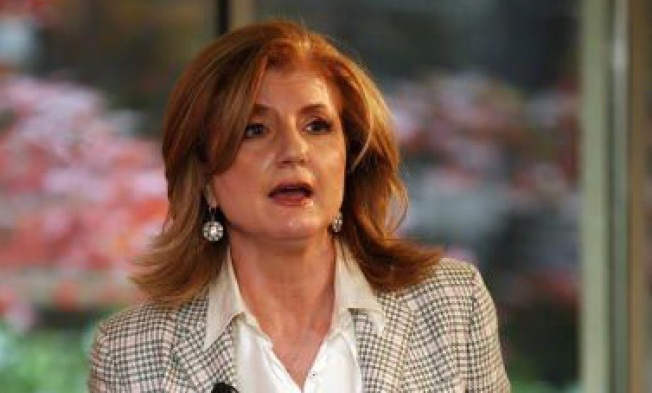 Arianna Huffington to Unemployed: Blog for Me