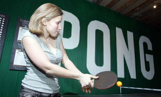 Pong Brings Table-Tennis Tourney to the LES