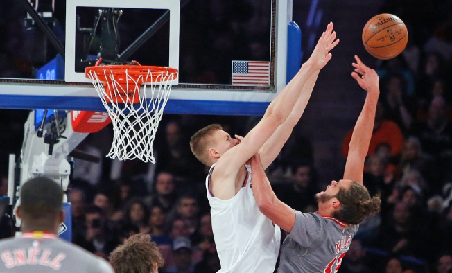 Knicks Take Advantage of Weary Bulls for 107-91 Win