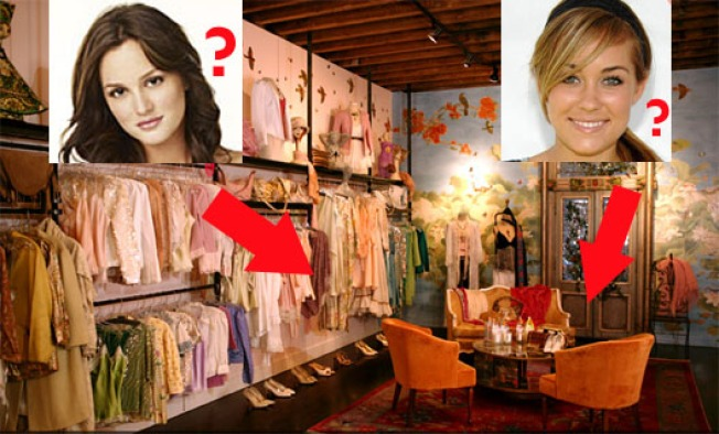 Rumormongering: Who's Filming at Foley & Corinna?