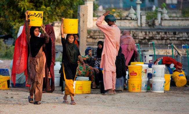 Study: 50M at Risk of Arsenic Poisoning in Pakistan