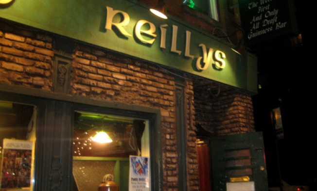 A Beer At … Paddy Reilly's