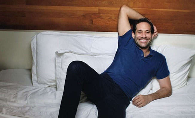 American Apparel CEO Dov Charney Shaves His Mustache, Bares His Soul