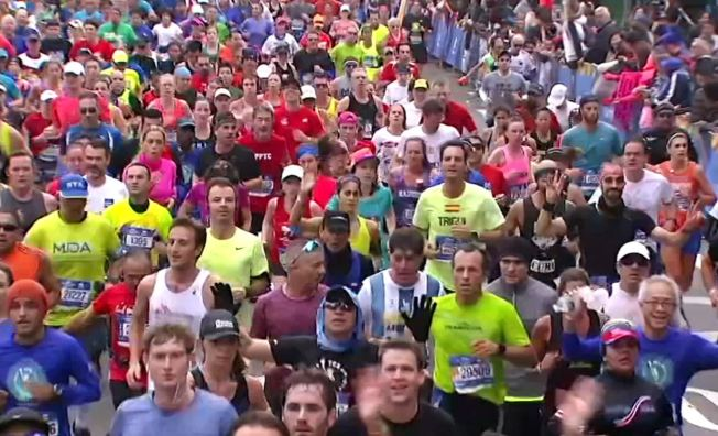 NYC Marathon Sets Record With Nearly 52,000 Finishers