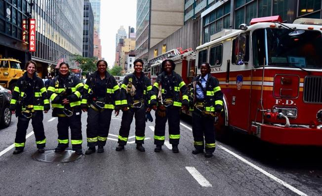 First All-Women FDNY Engine Detailed to Manhattan Firehouse