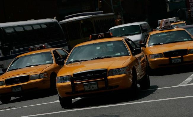 Tourist Pepper Sprays Cabbie to Avoid Fare: Cops
