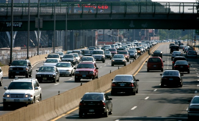 West Side Highway Accident Cleared