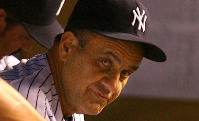 The Yankee Jeers, by Joe Torre