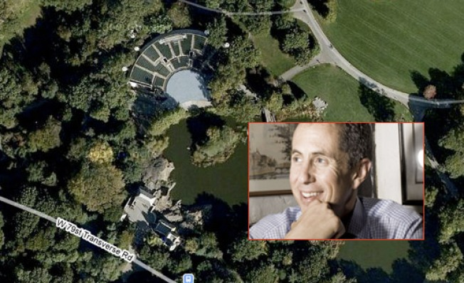 BOOM! Danny Meyer to Open 'The Bard' in Central Park
