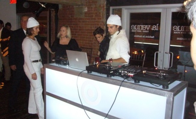 NYWFF Wire: Sweet & The Macy's Afterparty