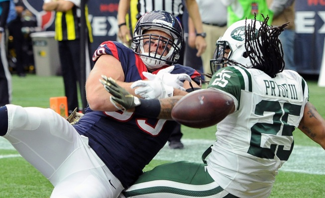 Jets Sputter Against Texans, Lose 24-17