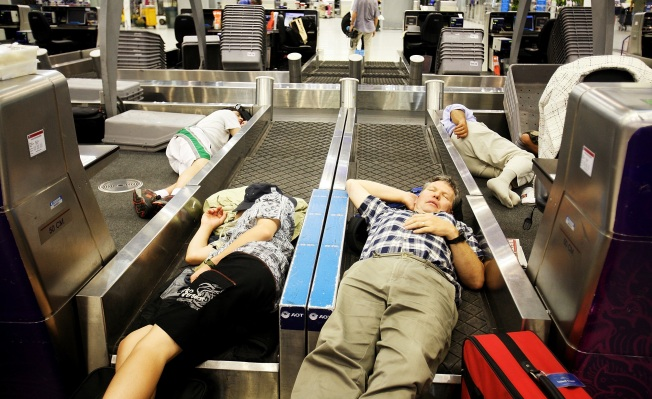 Tips For (Sleepy) Travelers: Best Places To Catch Zzzs