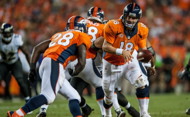 Broncos' Running Game May Have To Pick Up The Slack Against Seattle