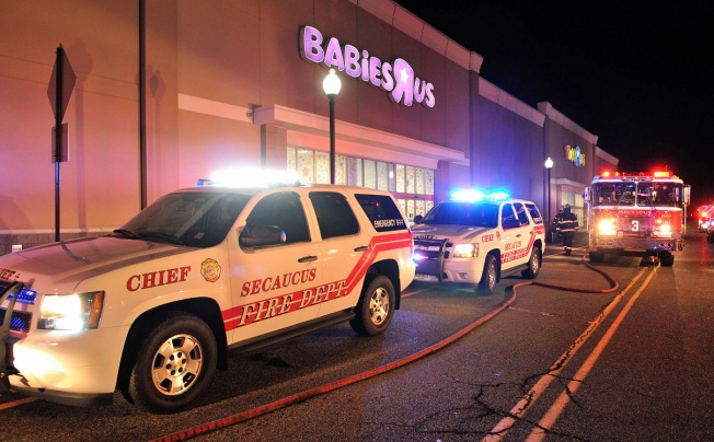 Fumes Sicken Shoppers at NJ Strip Mall: Authorities
