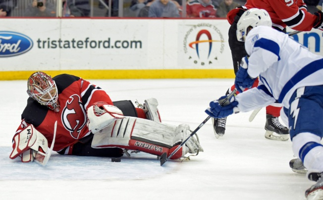 Devils Stymied by Lightning 4-0
