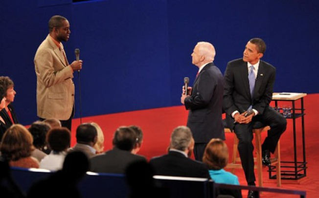 Political Style Wars: Did McCain Wear an Off-the-Rack Suit to Last Week's Debate?