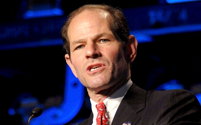 "Ex-Gov. Eliot Spitzer: ""I Failed in a Very Important Way"""