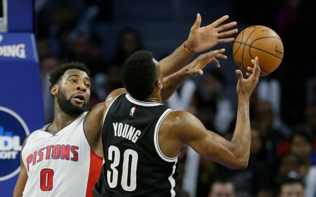Nets Blown Out by Pistons 103-89