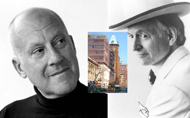 Tom Wolfe: Norman Foster Doesn't Know How to Draw