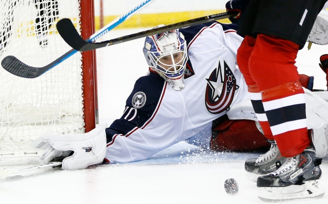 Devils Finally Beat Blue Jackets 2-1