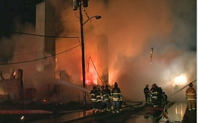 Massive Blaze Destroys Vacant NJ Condo