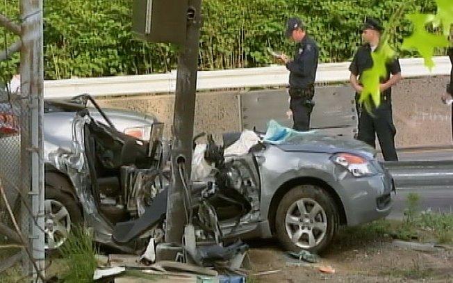 2 Cops Killed in Car Crash