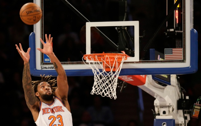 Knicks School Bucks 100-88