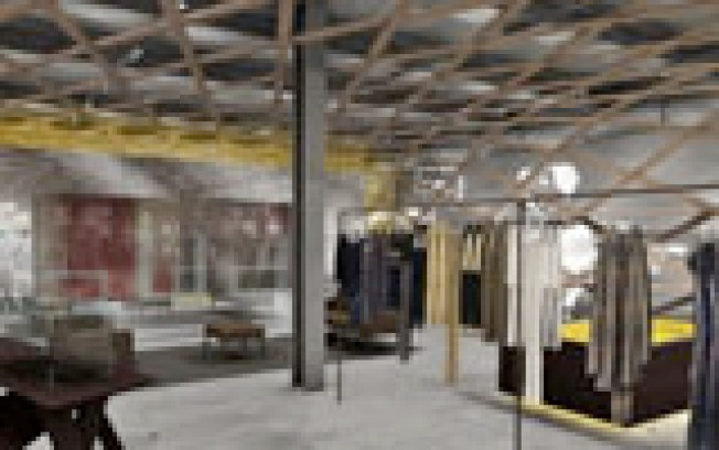 Storecasting: Hugo Boss' Meatpacking District boutique is...