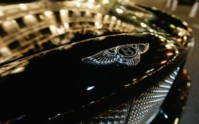 Hotel Vending Machine Sells Bentleys, Penthouses