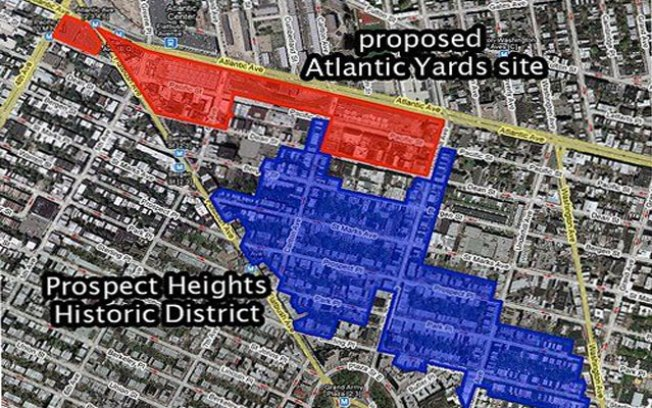 Atlantic Yards Turf War Heads to Top Court