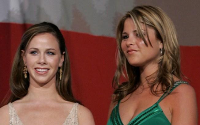 Bush Twins Advise Obama Girls
