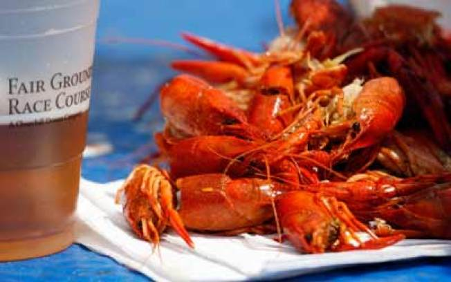 By the Numbers: The Annual NYC Crawfish Boil