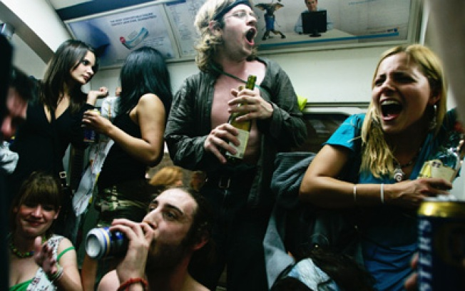 New Yorkers Not as Drunk, Fun as They Used to Be