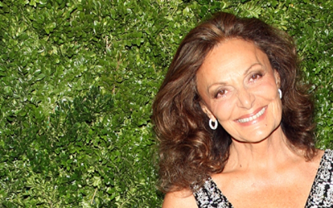 All Hail DVF