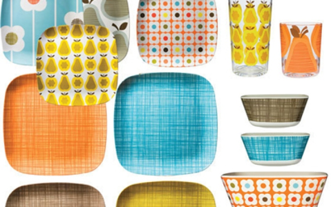 Cheap Goodies: Orla Kiely for Target